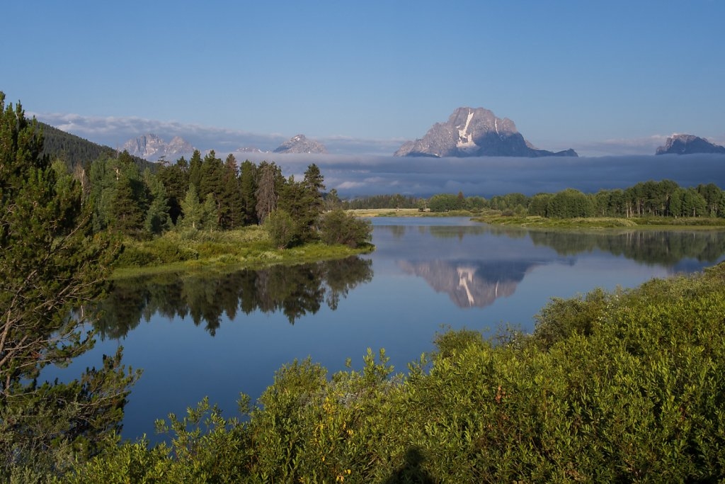 Owbow Bend on the Snake RIver