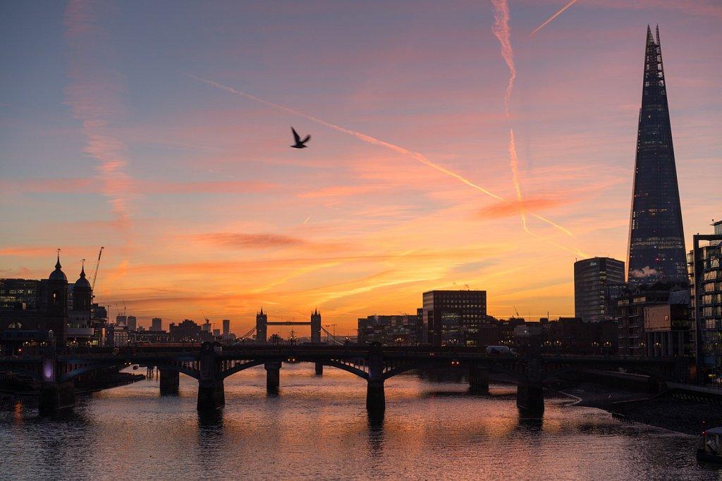 Good Morning London!