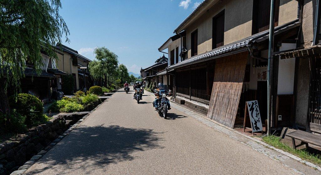 Nozawa Onsen Touring 2019